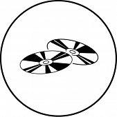 discs symbol