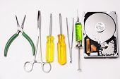 Special Tools For Hard Disk Repair