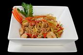 Wheat Flour Noodle (udon) With Pork