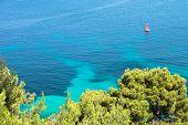 Greek Sea View
