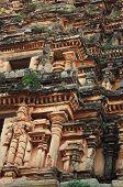 Temple in Hampi, India.