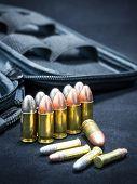 Bullet For Pistol Gun