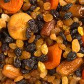Various Dried Fruits Close-up