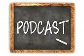 Blackboard Podcast