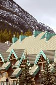 Luxury lodge accommodation in Canadian Rocky mountains