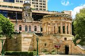 ANZAC Square War Memorial, Brisbane.