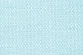 Pale Blue Coarse-grained Texture Of Rough Fabric