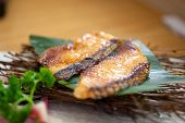 Japanese Style Teppanyaki Roasted Cod Fish