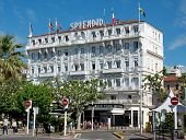 Cannes - Hotel Splendid