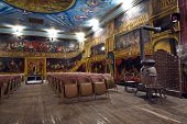 Inside The Beautiful Amargosa Opera House