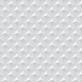 Seamless abstract geometric background. White seamless texture with shadow. Simple  white background