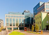 Headquarters Of Norilsk Nickel In Moscow, Russia