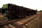 Inverted train
