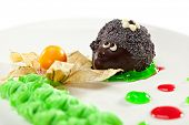 Kids Food - Sweet Funny Dessert