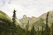Marble mountain peak