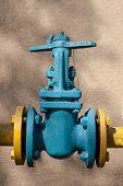 The Gas Supply Valve