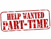 Help Wanted Part Time