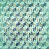 Grunge Geometric Background