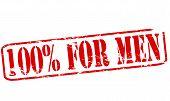 One Hundred Percent For Men
