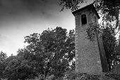 Browns Folly Tower near Bathford UK