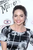 LOS ANGELES - SEP 13:  Caitlin Carver at the 2014 Brent Shapiro Foundation Summer Spectacular at Pri