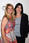 LOS ANGELES - SEP 15:  Lisa Whelchel, Nancy McKeon at the PaleyFest 2014 Fall -