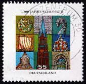 Postage Stamp Germany 2004 Schleswig