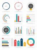 Set Of Infographics Elements