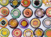 Traditional Colorful Ceramic Souvenir, Bulgaria