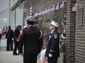 Changing of the FDNY honor guard