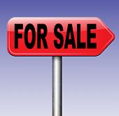 house for sale or selling car or online internet webshop sales, buy here and now