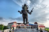 Big Ganesha statue of thailand