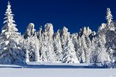 stock photo of ural mountains  - Snow - JPG