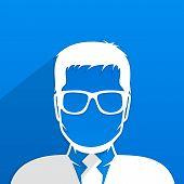 Male avatar profile