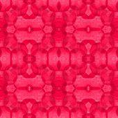 Bright watercolor seamless pattern.
