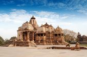 Devi Jagdambi Temple, Khajuraho., Unesco World Heritage Site