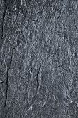 stock photo of oblique  - background texture black shist with oblique light - JPG