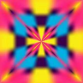 Vivid fuzzy seamless pattern