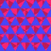Fantasy geometric seamless pattern