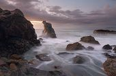 Dawn Colours At Lighthouse Beach Port Macquarie
