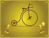bike my great-grandfather
