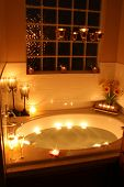 Candlelight Bath