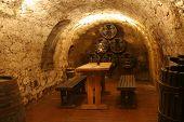 Wine Tasting Cellar