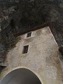 Predjama Castle Cave Entrance