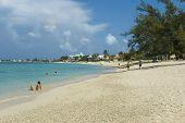 Tropical Island Sandy Beach