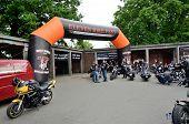 Постер, плакат: Harley davidson Eleven Bike Fest