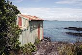Rangitoto Island Boat Shed 02