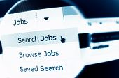 Online Job-Suche