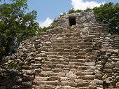 Mayan Pyramide