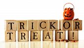 Trick Or Treat Blocks